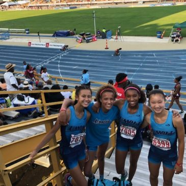 2018 Junior Olympics Athlete Experience
